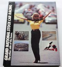 GRAND NATIONAL STOCK CAR RACING -THE OTHER SIDE OF THE FENCE (Randy Hallman 1982)